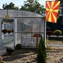 """Училиштето """"Браќа Миладиновци"""" во Кисела Вода доби пластеник за градинарски и цвеќарски култури"""