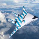 Airbus го претстави авионот на иднината