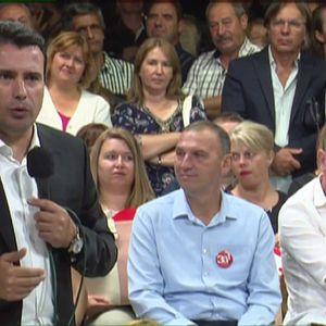 Трибина во Пробиштип : Излези ЗА европска Македонија