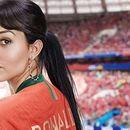Девојката на Кристијано Роналдо го смени имиџот: Повеќе не е бринета (фото)