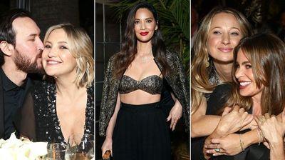 Модниот џин го собра сите убави жени од Холивуд