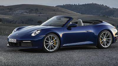 Најпосакуван избор за ова лето – новиот Порше 911 Кабрио
