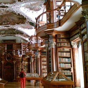 Најубавите библиотеки на светот!!