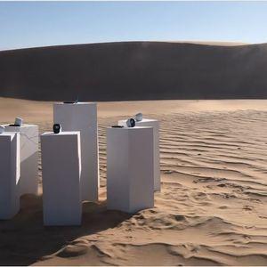 """Песната """"Африка"""" вечно ќе се слуша во пустината Намиб"""
