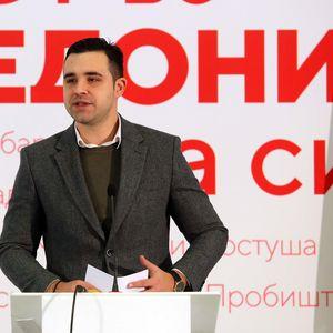 Костадинов: Силјановска Давкова е наследник на Груевски