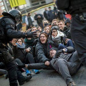 Насилни протести во Барселона- најмалку 28 повредени