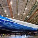 Претставен Боинг 777X , најголемиот патнички авион на светот