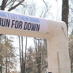 """Околу 600 граѓани се пријавија да учествуваат во трката """"Run for down"""""""