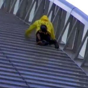 """Во Париз повторно уапсен ,,францускиот Спајдермен"""""""
