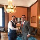 Министерот Димитров во работна посета на Холандија