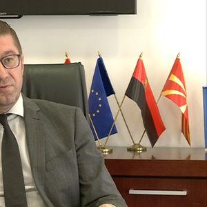 Мицкоски: Очекувам победа за Сиљановска и масовна поддршка од Албанците