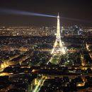 Светлосен спектакл по повод 130 годишнината на Ајфеловата кула (ВИДЕО)