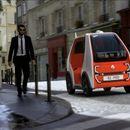 Иднината на индивидуалниот градски превоз – мало, електрично возило без возач