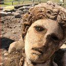 Во центарот на Рим откриена зачувана глава од античко божество