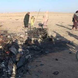 Талибанците соборија американски воен хеликоптер