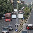 """Привремен режим на сообраќајот на булеварот """"Партизански одреди"""""""