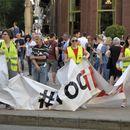 """Протестот """"1 од 5 милиони"""" по 28 пат се одржа во Белград"""