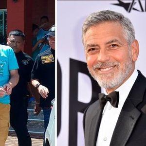 По долгогодишно бегство , уапсен е лажниот Џорџ Клуни