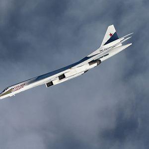 Какво е летањето со рускиот борбен авиот ТУ- 160