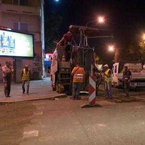 Град Скопје со 36-часовна континуирана работа на булеварите
