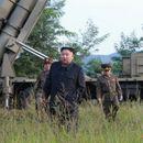 Северна Кореја потврди дека ги извршила вчерашните лансирања, Ким лично надгледувал