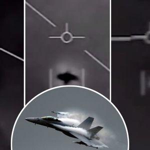 Пентагон потврди дека нивните пилоти имале средби со НЛО (ВИДЕО)