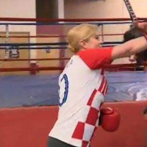 """Колинда облече боксерски ракавици и тренираше со """"UFC"""" шампионот"""