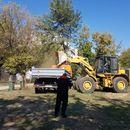 Есенско чистење на Општина Гази Баба