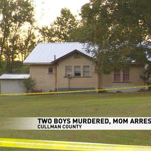 Американка си ги убила сопствените мали деца