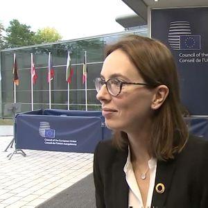 Aмели де Моншалин: Не дојдов овде за да дадам вето,пристапниот процес мора да се реформира