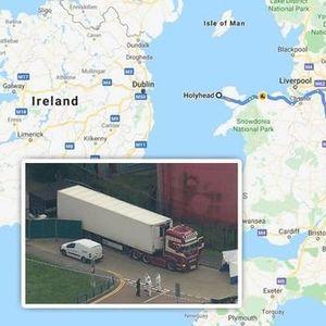 Зошто возачот на бугарскиот камион со 39 тела возел еден ден подолго за да стигне до Есекс ?