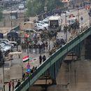 Петмина загинати , над 120 повредени на протестите во Ирак (ВИДЕО)