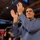 Педро Санчез повторно победи на изборите во Шпанија, скок на екстремната десница