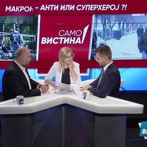 "Дане Талески и Тимчо Муцунски во ""Само вистина"""