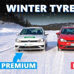 Тестот докажа големи разлики меѓу евтините и скапите зимски гуми