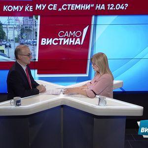 """Антонијо Милошоски во """"Само вистина"""""""