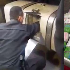 При проверка на Табановце пронајдени 100 килограми марихуана