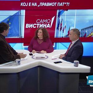 """Стојанче Ангелов и Марјан Камиловски во """"Само вистина"""""""