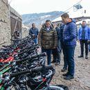 """""""Планински велосипедизам"""" со поддршка на Владата, Европска Унија и Светска Банка"""