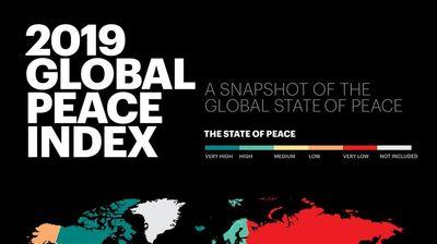 """Македонија на 65-то место на рангирањето на """"Global Peace Index"""""""