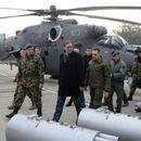 """Вучиќ се пофали со новите воени хеликоптери, ги викаат """"ѓаволски кочии"""""""