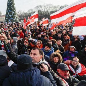 Втор ден протести во Минск, не сакаат поблиска поголема интеграција со Русија