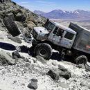 Соборен е светскиот рекорд : Џип на Мерцедес се искачи на 6694 метри надморска височина (ВИДЕО)