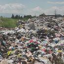 Повторно илјадници тони смет на едно место кај претоварната станица близу Фалише