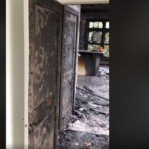 Американските пожарникари објавија зошто треба да се држи затворена вратата од спалната соба