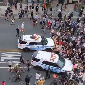 Во над триесет градови  во САД се протестира поради убиството на Џорџ Флојд