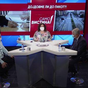 """Стевчо Јакимовски и Зоран Димитровски во """"Само вистина"""""""
