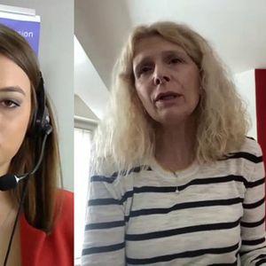 Арсова: Граѓаните треба да комуницираат меѓу себе за полесно да ги поминат карантинските денови