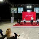 Спасовски од Арачиново: Најавуваме една милијарда евра странски инвестиции до крајот на мандатот, за нова развојна економија и добро платени работни места, Арачиново пак ќе биде дел од победата за сигурна иднина