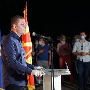 Мицкоски: На 15 јули победува Проект Обнова, доаѓаат најдобрите четири години за Македонија, доста беа порази и срам